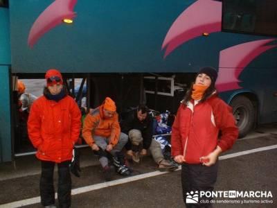 Esquí Baqueira - Conocer gente; viajes fiesta; viajes puente